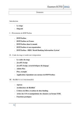 Examen ECTEI   2012