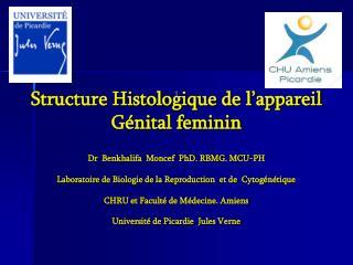 Appareil Reproducteur f�minin