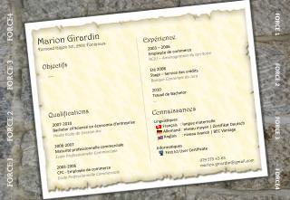 Marion Girardin Fernand  Gigon  321, 2902  Fontenais