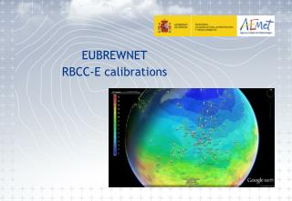 EUBREWNET RBCC-E calibrations