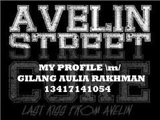 MY PROFILE \m/ GILANG AULIA RAKHMAN 13417141054