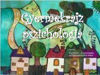 Gyermekrajz pszichológia