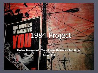 1984 Project