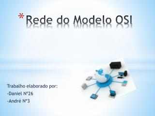 Rede do Modelo OSI