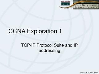 CCNA Exploration 1