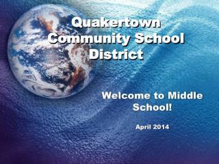 Quakertown Community School District