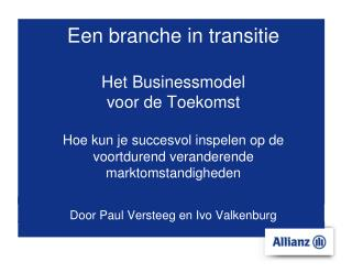 Door Paul Versteeg en Ivo Valkenburg