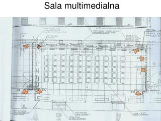 Sala multimedialna