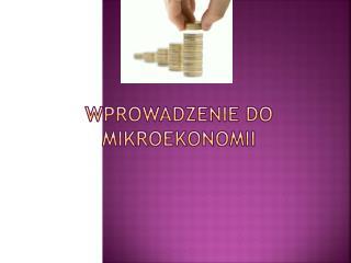 Wprowadzenie do mikroekonomii