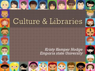 Culture & Libraries