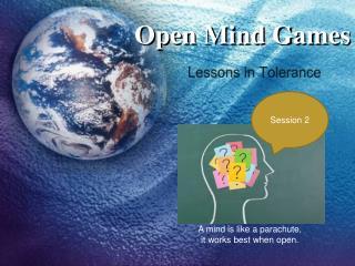 Open Mind Games