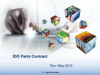 IDO Parts Contract