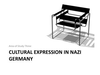 Cultural Expression in Nazi Germany