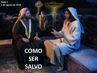 COMO SER SALVO