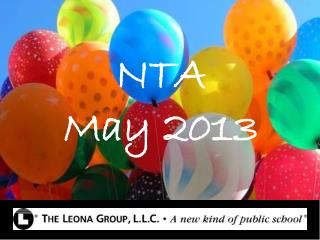 NTA May 2013