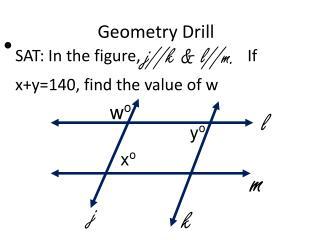 Geometry  Drill