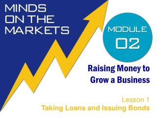 Raising Money to Grow a Business