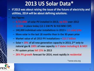 Utility Solar Cheaper than GCC in 2015