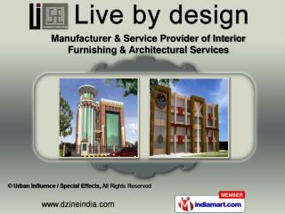 Corporate Office Furniture &  Residential Designer Furniture