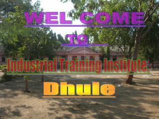 Industrial Training Institute,