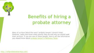 McKinney Medical Power of Attorney Lawyer