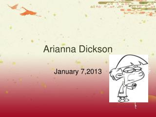 Arianna Dickson