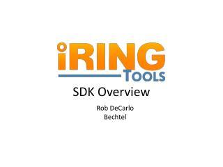 SDK Overview