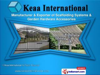 Scaffolding System & Scaffolding Frame