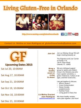 Upcoming Dates 2013 Sat Jul 20, 10:00AM  Sat Aug 17, 10:00AM Sat Sep 21, 10:00AM
