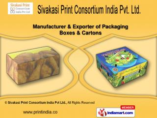 Food Packaging Boxes ,  Promotion Products