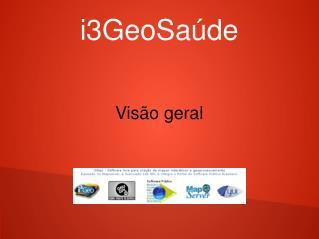i3GeoSa�de