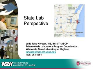 State Lab Perspective
