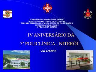 GOVERNO DO ESTADO DO RIO DE JANEIRO SUBSECRETARIA DE ESTADO DA DEFESA CIVIL