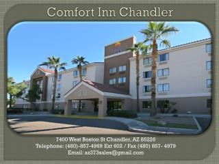 Comfort Inn Chandler