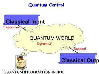 Quantum Control