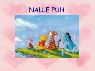 NALLE PUH