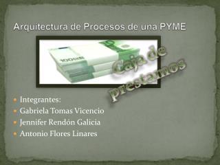 Arquitectura de Procesos de una PYME