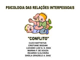 PSICOLOGIA DAS RELA  ES INTERPESSOAIS