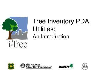 Tree Inventory PDA Utilities: