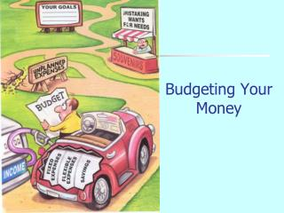 Budgeting Your Money