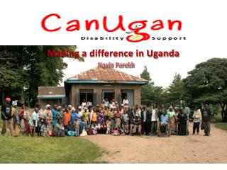 Making a difference in Uganda