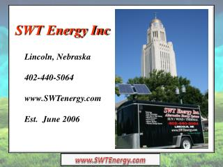 SWT Energy Inc