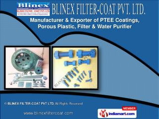 PTFE Coated Washers &	  PTFE Coated Springs
