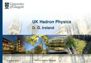 UK Hadron Physics