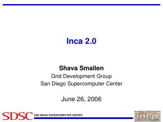 Inca 2.0