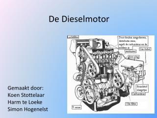 De Dieselmotor
