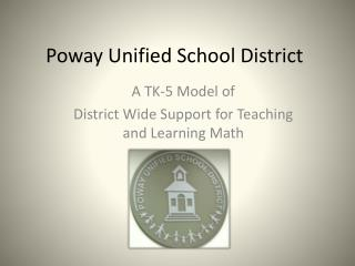 Poway Unified School District