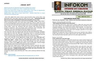 Edisi :  XXX/4 Nov 2012