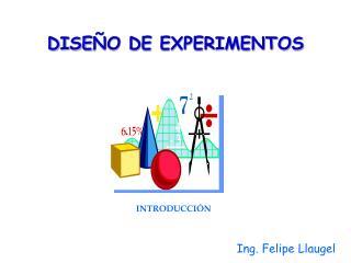 DISE ÑO DE EXPERIMENTOS