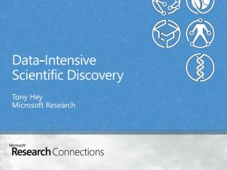 Data-Intensive  Scientific Discovery